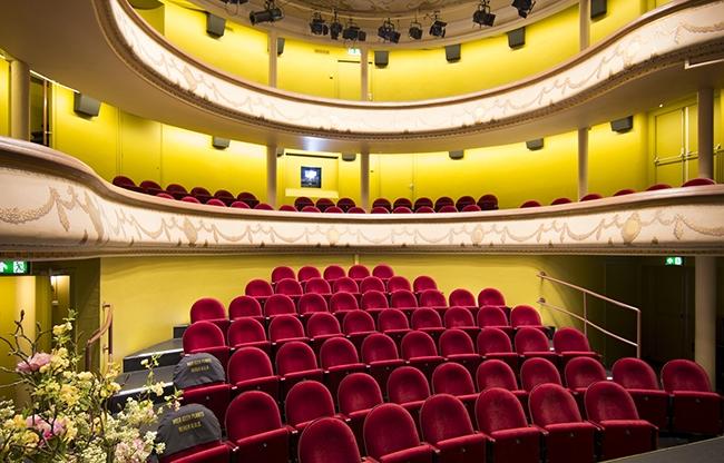 Concordia - theaterzaal