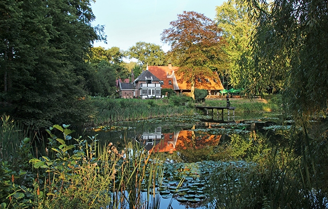 Buitenplaats Erve Hulsbeek