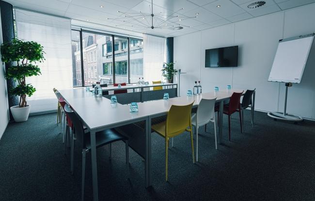 Vergaderzaal Den Haag