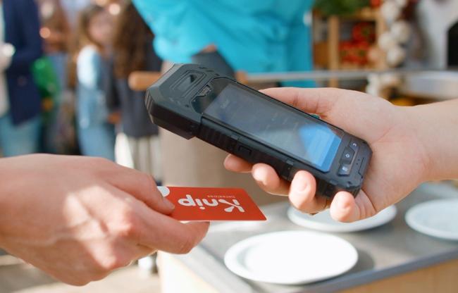 VisitorControl, eenvoudig betalen op je event met de Knip add-on
