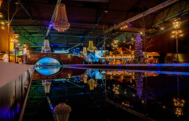 Bwefar bouwt voor Wensink Amsterdam na in IJsselhallen Zwolle