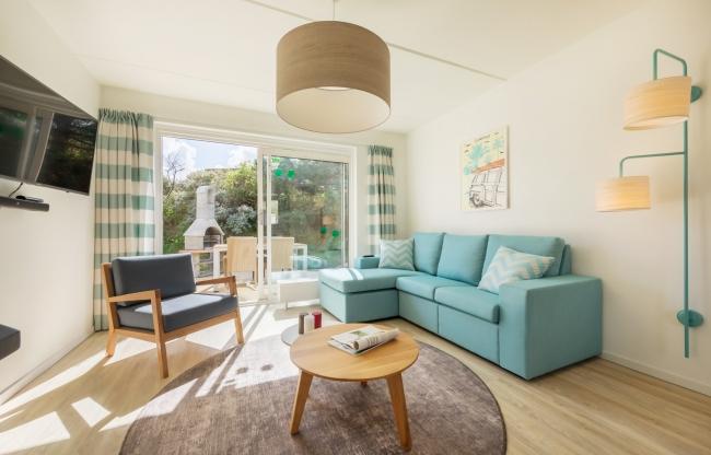 Vernieuwde VIP cottage bij Center Parcs Park Zandvoort
