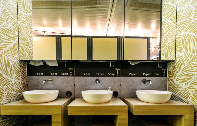 FLEXX Room Sink