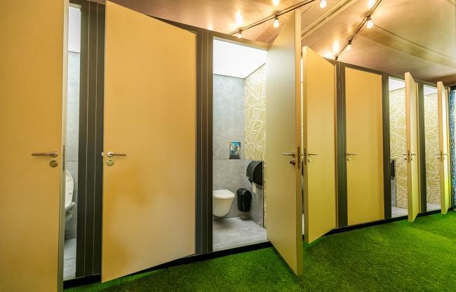 FLEXX Room Toilet