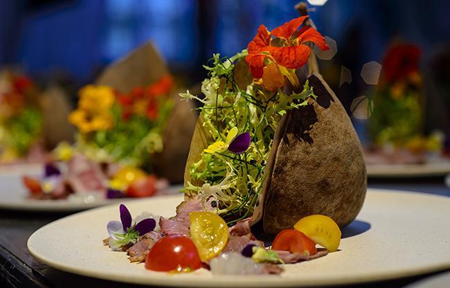 Een kijkje in de keuken bij Van der Linde Catering + Evenementen