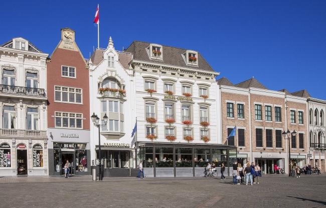 Alles onder 1 dak - hartje centrum - Golden Tulip Hotel Central Den Bosch