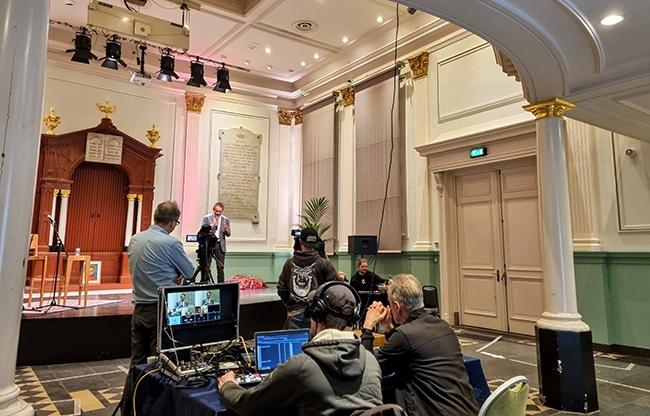 Willem Twee biedt events een historisch, modern én duurzaam perspectief