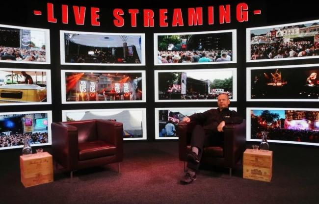 Live Stream Studio Brabant