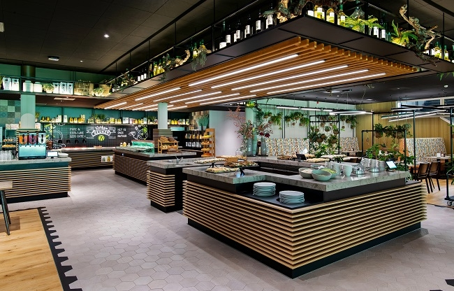 Woudschoten Atriumrestaurant