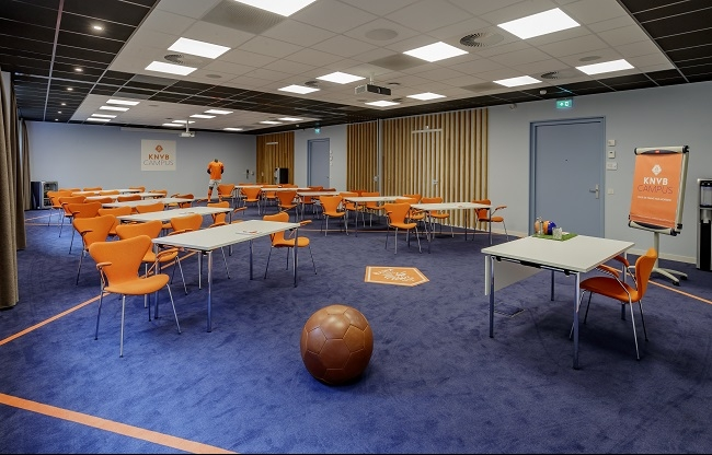 Zaal KNVB Campus