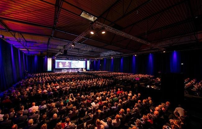 Deelnemers Interreg seminar vliegen richting Zwolle
