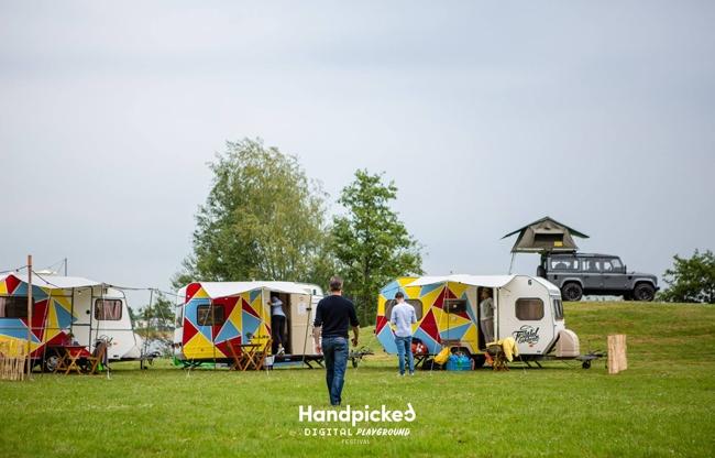 Riverside maakt topfestival mogelijk voor Handpicked Agencies