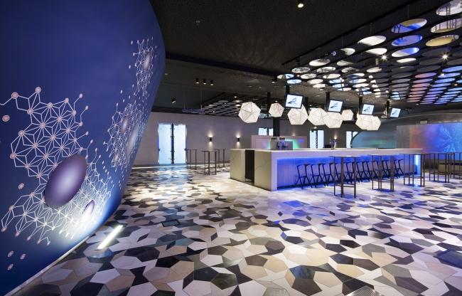 Jaarbeurs Media Plaza - Barzone - netwerken - bijeenkomst - event - vergaderen