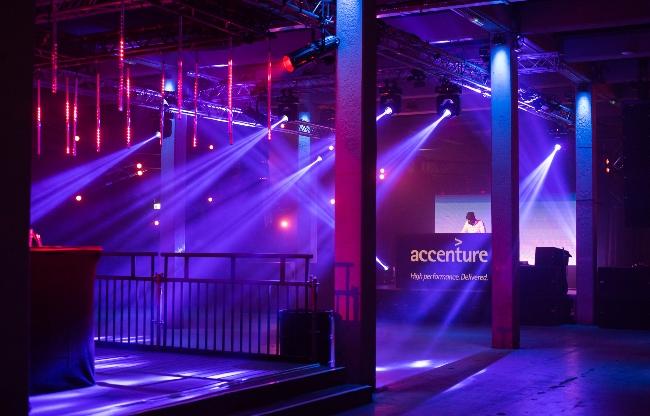 Bedrijfsfeest Amsterdam Accenture