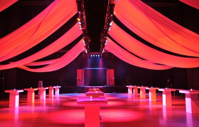 Koninklijke Drukkerij Em. de Jongzaal | feestzaal 750 M2