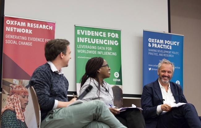 Succesvolle samenwerking Oxfam en Kontakt der Kontinenten