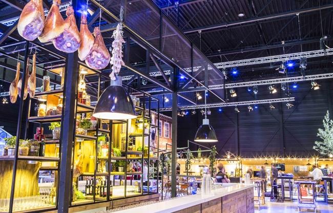 Flexibele Midden Nederland Hallen faciliteert de meest uiteenlopende eventconcepten