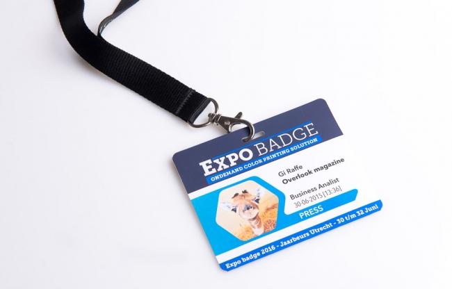 ExpoBadge 260S