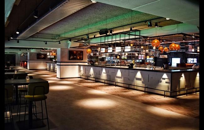 Glasgow '72 Lounge