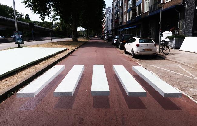 3D-Zebrapad Arnhem