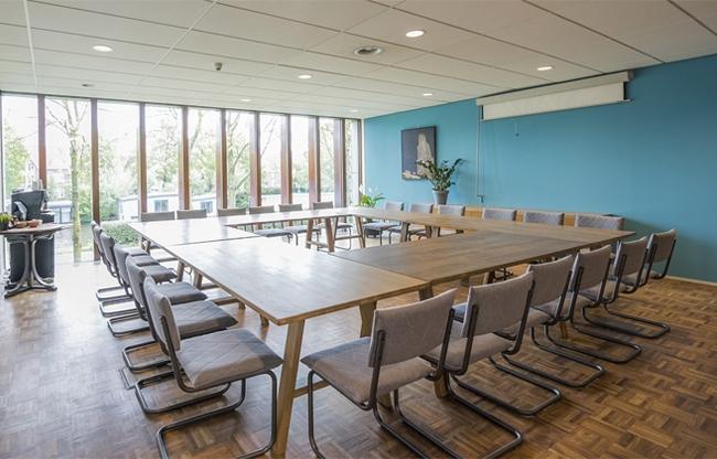 Boardroom Kanaal30 vergaderlocatie Utrecht