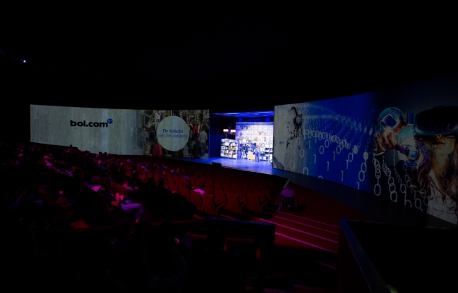 Bol.com brengt Toekomst in het vizier bij TheaterHangaar