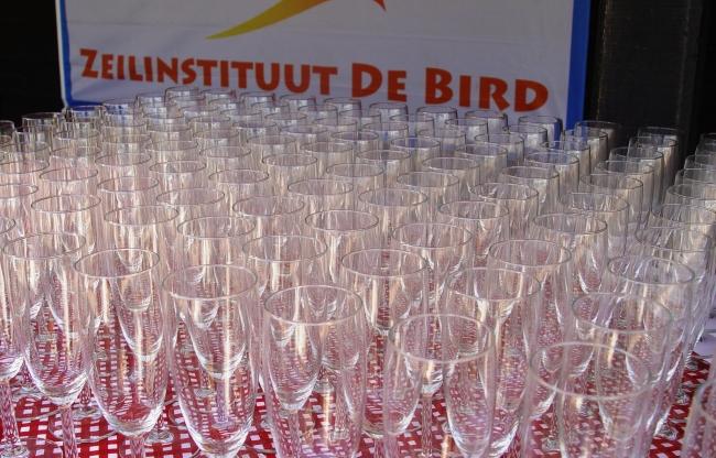 Champagnebuffet De Bird
