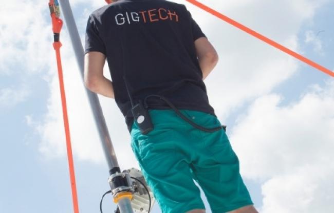 GIGTECH crew 1 - Fortarock