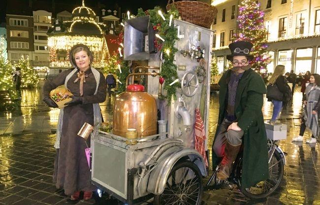 Dickensmachine