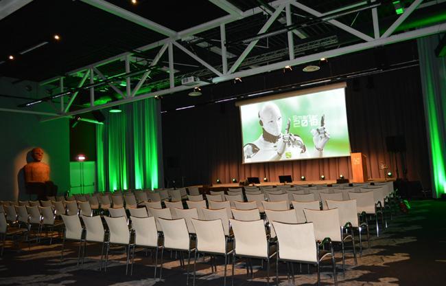 CORPUS Congress Centre prikkelt conceptuele fantasie