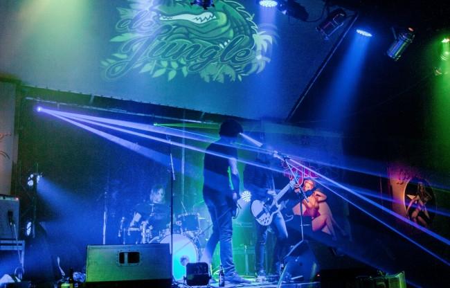 Band bij De Jungle