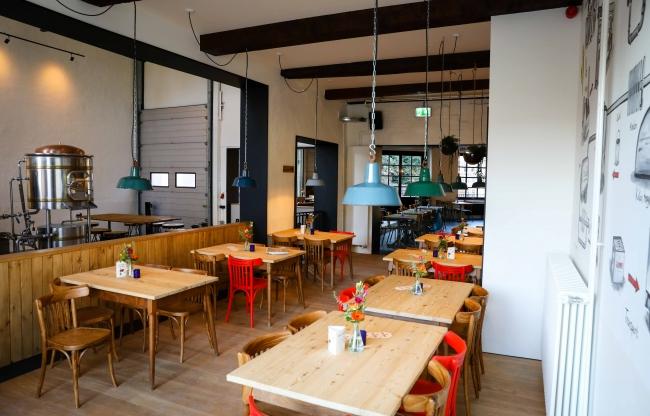 Eetcafé met Microbrouwerij