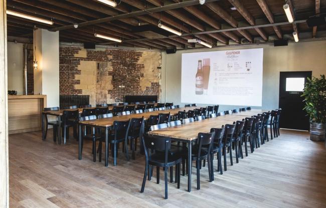 Proeflokaal, ideale ruimte voor vergaderingen of bijeenkomsten