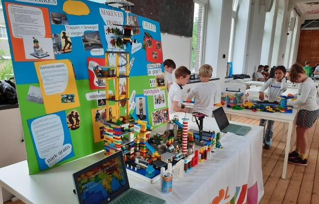 Vanderkruit SportEvents organiseert First Lego League
