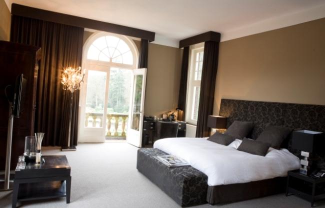 Hotelkamer Kasteel De Hooge Vuursche