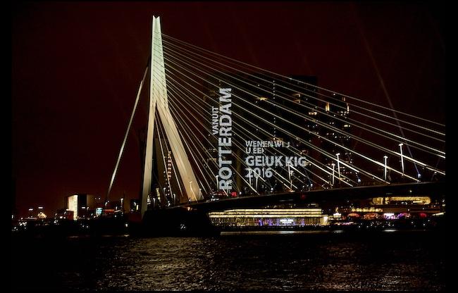 Projectie De Rotterdam