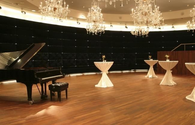 Ontvangst Concertgebouw Koorzaal