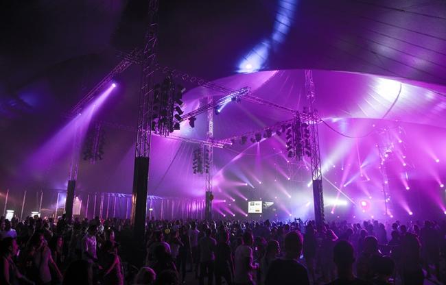 Veel festivalervaring