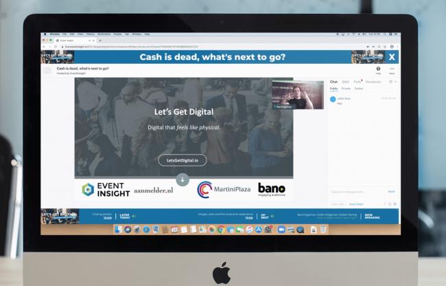 Let's Get Digital: een online evenement alsof je er zelf bij bent!