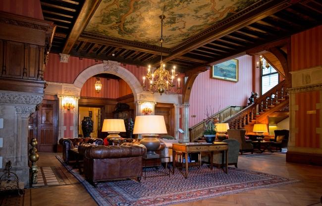 Lobby Landgoed Duin & Kruidberg