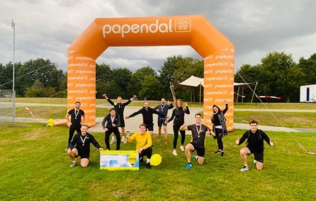 Winnen doen Papendal en Brunel samen!