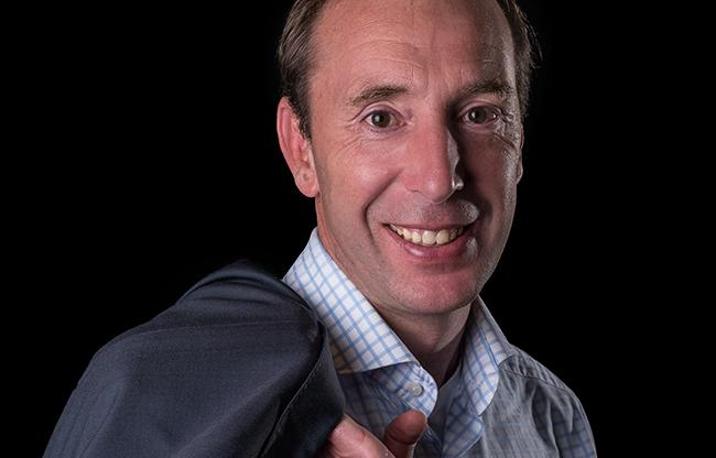 Jochem Schellens, directeur van Papendal