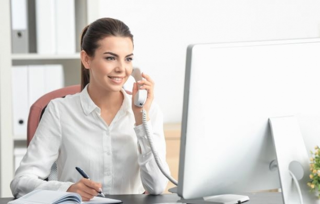BO in de functie van receptioniste-administratief medewerker- sales support