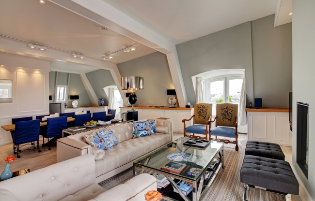 Penthouse Central - Golden Tulip Hotel Central Den Bosch