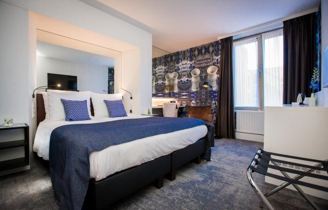 126 droomkamers - Golden Tulip Hotel Central Den Bosch