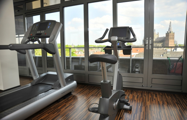 Fitness centrum - Golden Tulip Hotel Central Den Bosch
