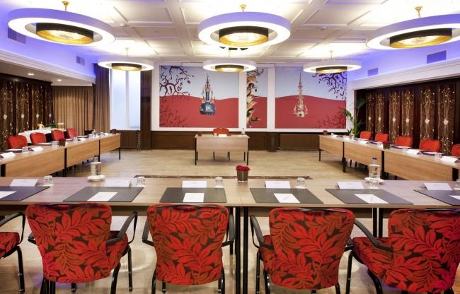 12 multifunctionele zalen - Golden Tulip Hotel Central Den Bosch