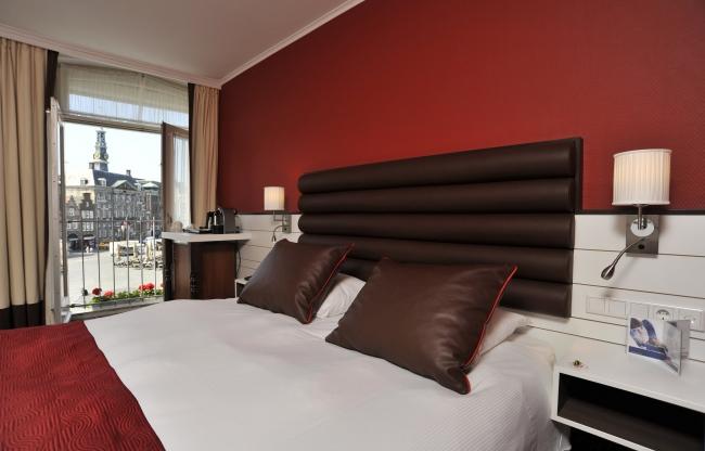 125 droomkamers - Golden Tulip Hotel Central Den Bosch