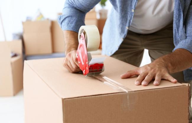 BO helpt u bij het inpakken en verhuizen van uw ( kantoor) spullen