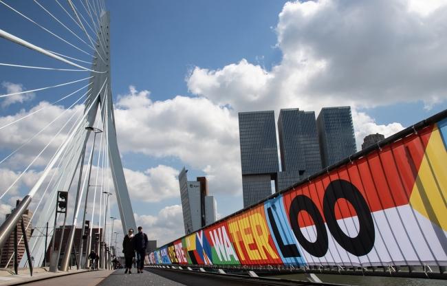 LENN geeft Rotterdam Eurovisie gezicht